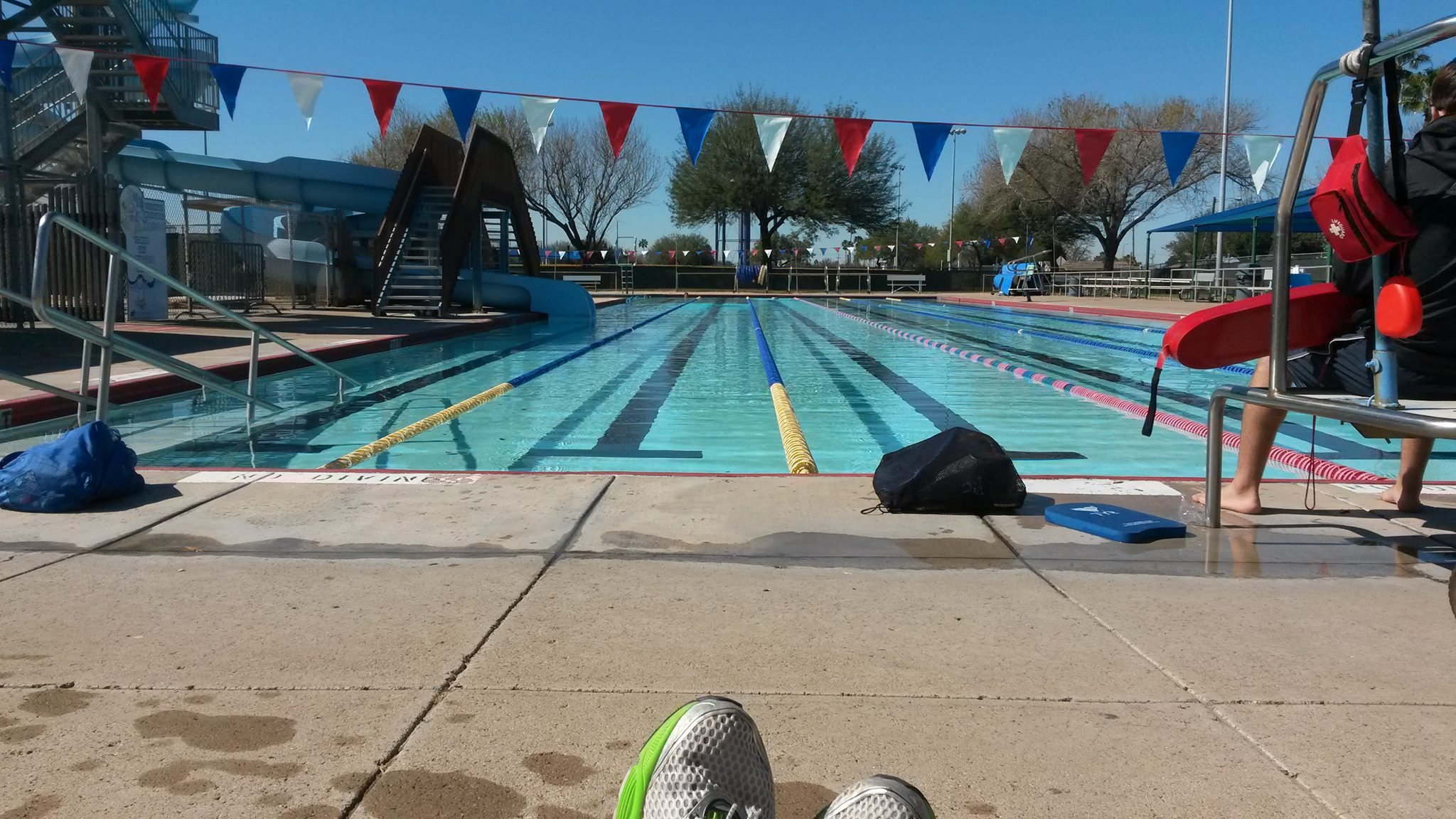 Mcallen Munil Park And Pool