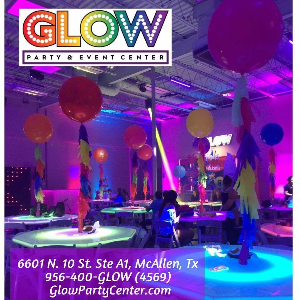 Glow Party Event Center
