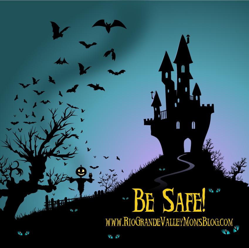 RGV Moms Blog :: Halloween Safety Tips