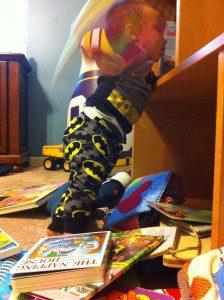 Two-Piece Batman Pajamas