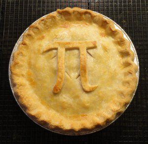 Pi Pie :: Pi Day Link Party - RGV Moms Blog