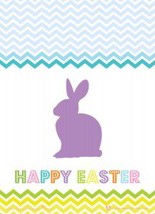 Easter Chevron Sign RGB-01