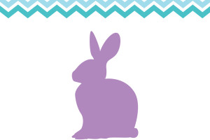 Easter Chevron Sign RGB-01