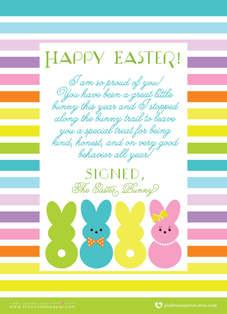 Easter Printables - Download And Print
