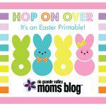 Sneak PEEP – Easter Printables {Download and Print}