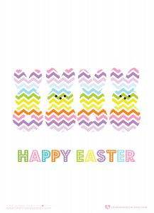 Easter Sign w Peeps RGB-01