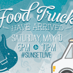 Sunset Live: Outdoor Concert Series – Next One: Saturday, May 10th