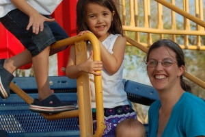 Deborah and Kids
