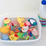 Disinfecting Toys to Prevent Germs