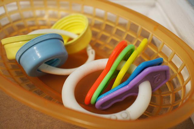 wash those toys