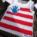 4th of July American Flag T-Shirts!