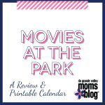 McAllen Movies in the Park Review