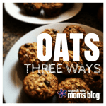 Oats Three Ways