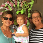 I am so thankful that my mother had the genetic testing not only for myself but also for my daughter.