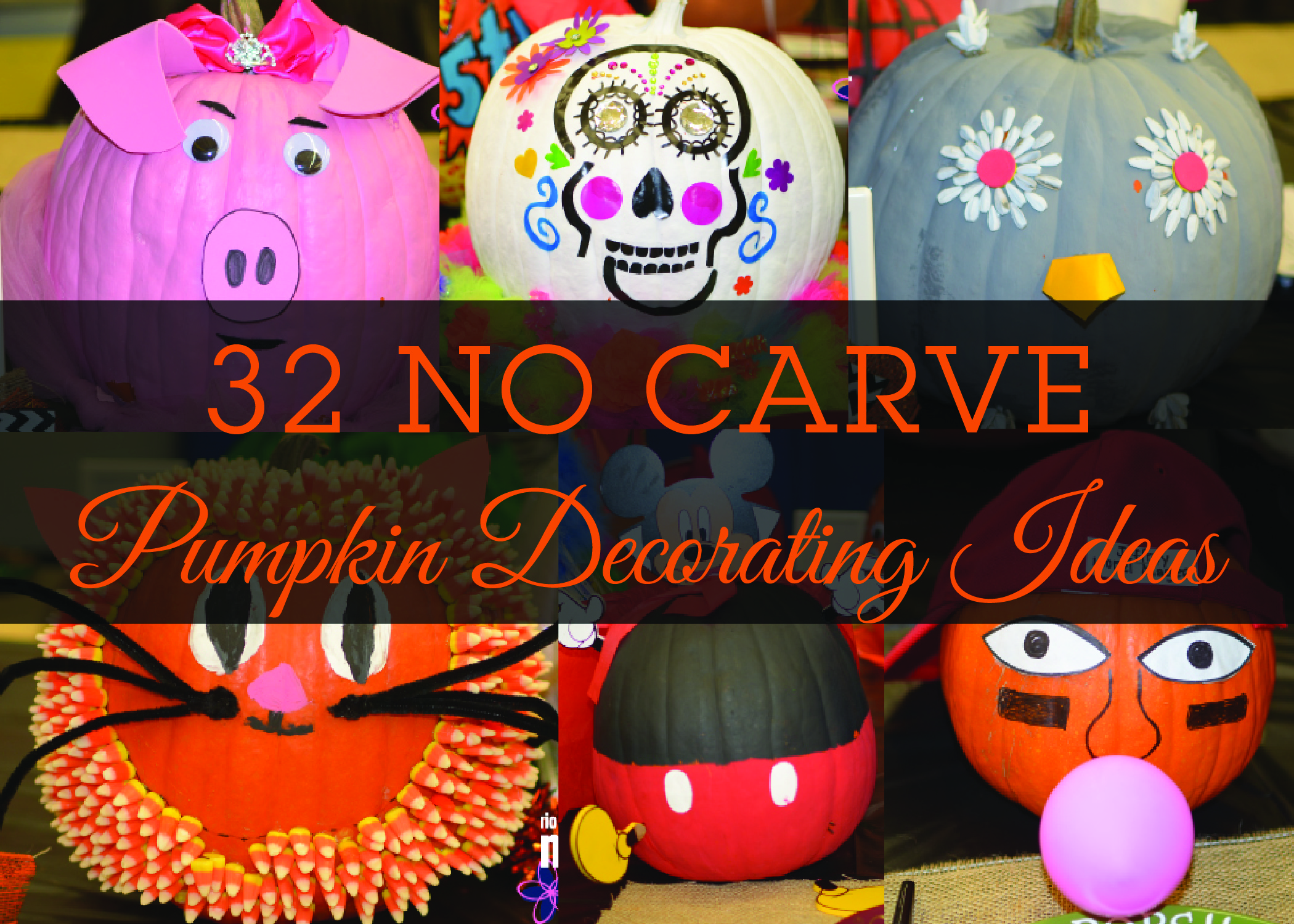 Pumpkin Decorating Ideas | Decorating Ideas