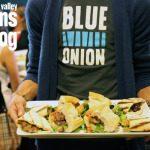 Blue Onion Family Style Feast