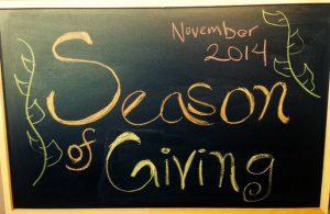 Giving Back During the Season of Giving Thanks :: RGV Moms Blog