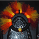 Spunky Turkey Wreath – DIY Project