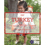 DIY Turkey Outfit :: An Annual Tradition
