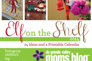 Download the PDF of the 2014 Elf on the Shelf Calendar here: