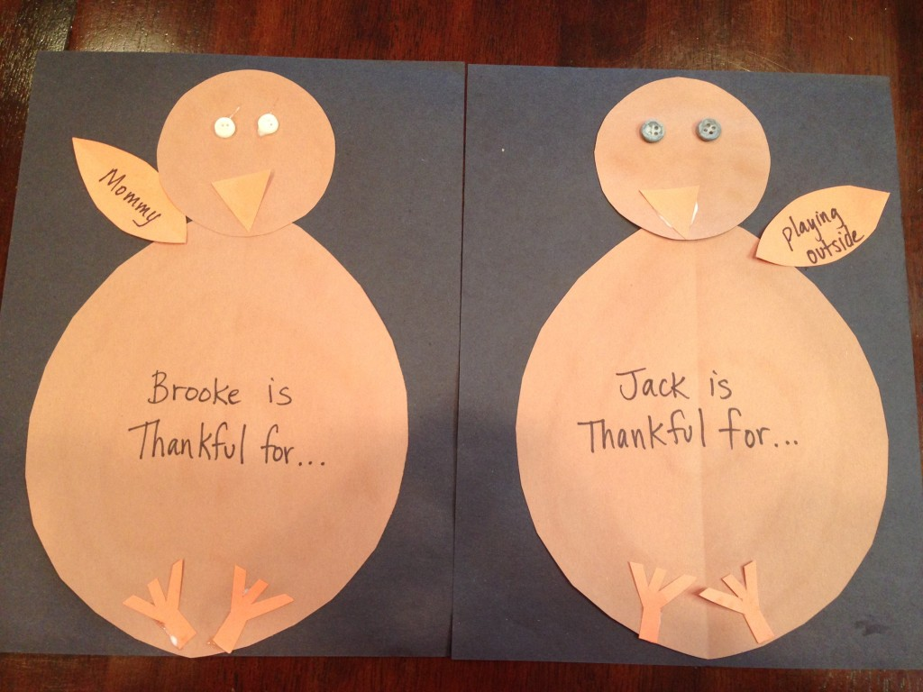 Thanksgiving Crafts For Kids And Momma S Too