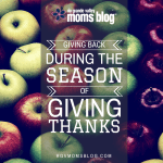 Giving Back During the Season of Giving Thanks