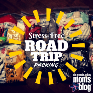 Stress-Free Road Trip Packing :: Easy, Efficient, Amazing! [RGV Moms Blog]