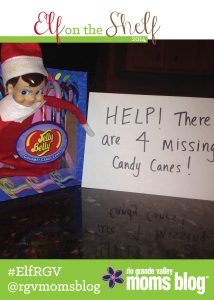 Elf on the Shelf 2014 :: RGV Moms Blog
