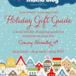 Coming Soon :: 2014 Holiday Gift Guide by RGV Moms Blog