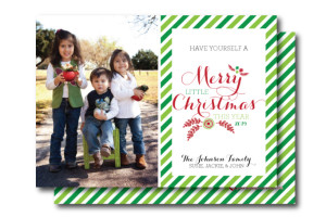 Mini-Session Christmas Cards :: RGV Moms Blog
