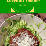 A Healthy Twist on Pasta and Meat Sauce!