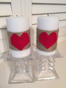 Valentine's Day Decorations DIY :: RGV Moms Blog