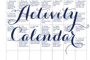 Activity calendar February 2015 :: RGV Moms Blog
