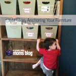 Child Safety :: Anchoring Your Furniture
