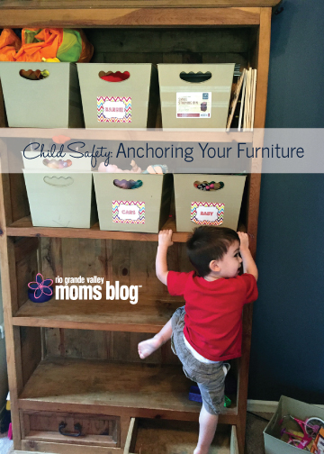 Child Safety Anchoring Yur Furniture :: RGV Moms Blog