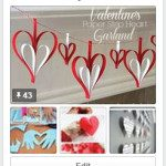 Valentine's Day Link Party, 12 Crafts and Recipes