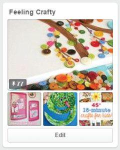 Feeling Crafty Board - Activity calendar February 2015 :: RGV Moms Blog
