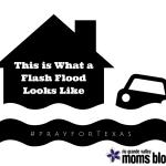 This is What a Flash Flood Looks Like :: #PrayForTexas