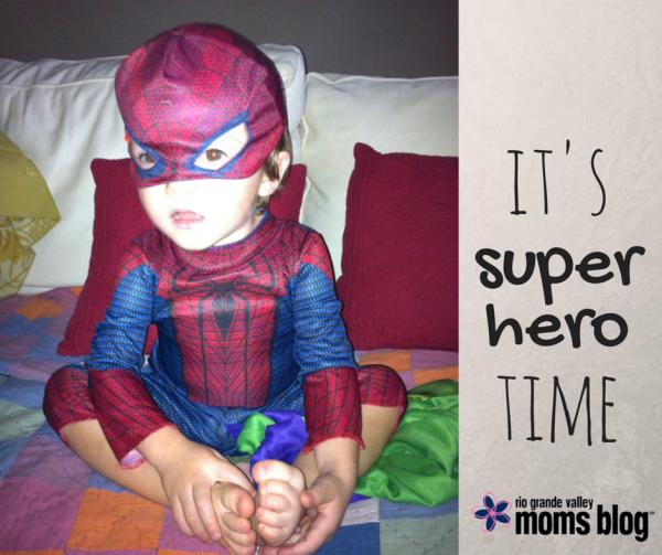 You Might Be a Mom of Boys  :: Super Hero :: RGV Moms Blog
