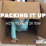 Packing It Up with Toddler in Tow