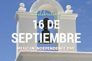 Celebrating 16 de septiembre