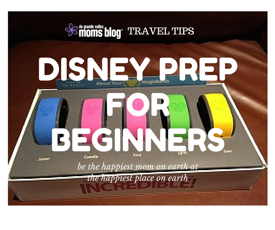 TRAVEL TIPS :: Disney Prep for Beginners
