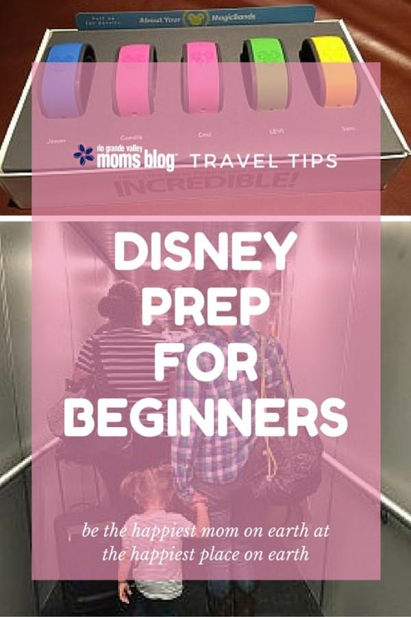 TRAVEL TIPS :: Disney Prep for Beginners