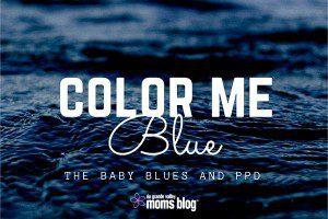 Color Me Blue, Baby Blues