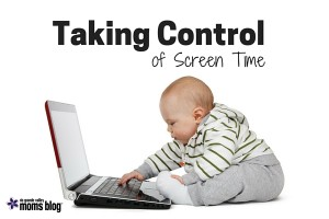 Taking Control of Screen Time