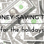 5 Money-Saving Tips for the Holidays
