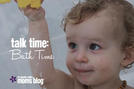 Talk Time: Bath Time