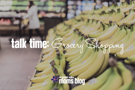 Talk Time: Grocery Shopping
