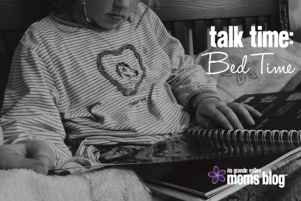 Talk Time: Bed Time