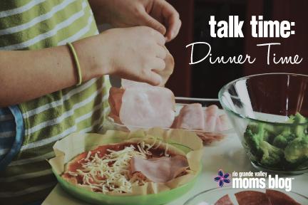 Talk Time: Dinner Time